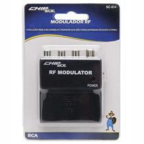 Mini Modulador Rf!!! Frete 9,90!!!