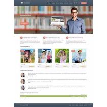 Site Para Cursos Online Ead Completo Em Wordpress