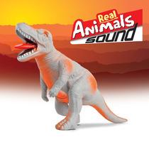 Dinossauro Rex Grande Com Som 620 - Bee Toys