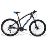 Bicicleta Aro 29 Gtsm1 I-vtec Mx9 Freio Hidráulico 27v