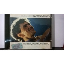 Cd Caetano Veloso - Sem Lenço Sem Documento - Coletânea