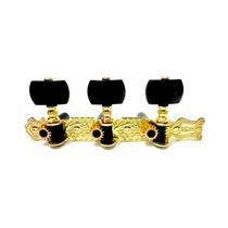 Tarraxa Condor Gold Luxo Para Violão Nylon A020