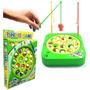Brinquedo Jogo Pega Peixe Pesca Maluca Pescaria Infantil Ful Original