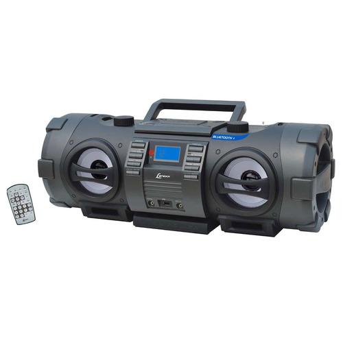 Boombox Lenoox 100w Rms - Fm, Bluetooth, Cd E Mp3 - Bd1500