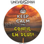 Capa Estepe Ecosport, Aircros, Crossfox, Keep Calm Deus 1008