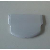 Tampa De Bateria Para Psp Slim 2000 / 3000 Branca Branco