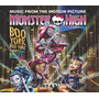Cd Monster High - Boo York, Boo York Um Musical De Arrepiar!
