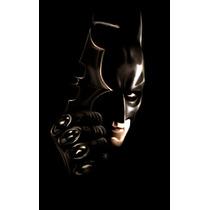 Moldes Vazados Stencil Aerografia Pintura Batman