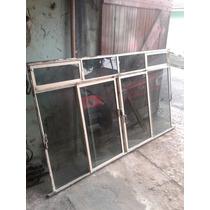 Janela Sala Cozinha Aço Resistente Fume 2,00x1,20