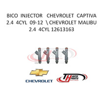 Bico Injector Chevrolet Captiva 2.4 4cyl 09-12 \ Ch