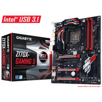 Placa Mãe Gigabyte Atx Lga 1151 Ga-z170x Gaming 5