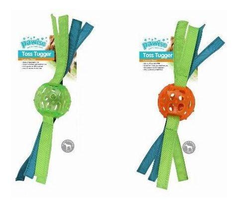 Kit 2 Brinquedos Mordedor E Porta Petisco Pawise