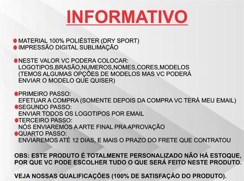5348513b95 Uniforme Esportivo Personalizado Futebol Chacara Futsa 13cnj. Preço  R  780  Veja MercadoLibre