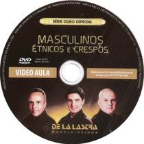Dvd Corte Masculino Cabelos Éticos E Crespos
