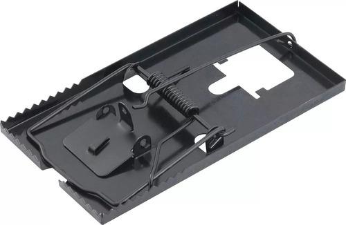 Ratoeira 160x88mm Oxidade Preto - Nove54