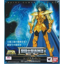 Cloth Myth Ex Kanon Dragão Marinho Saga Poseidon - Bandai