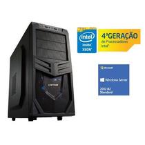 Servidor Torre Intel Sc-t1200 Quad Core 3.1ghz 4gb 500gb