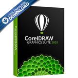 Corel Draw 2018 Original Completo