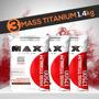 03 Mass Titanium (1,4kg) - Max Titanium - Morango