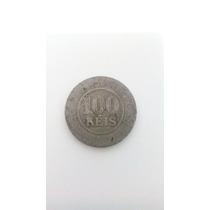 Moeda 100 Réis 1893