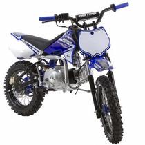 Mini Moto Tr50f Pro Tork Azul