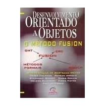 Livro Desenvolvimento Orientado A Objetos O Metodo Fusion A