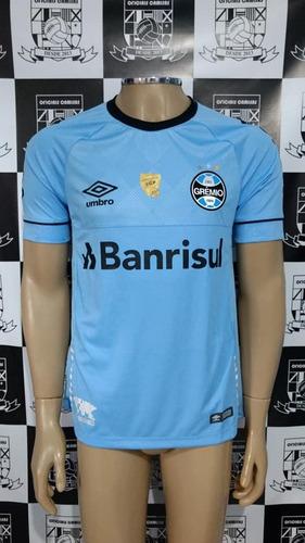 d3bd02f47a Camisa Grêmio Charrua Jogador Gauchão 2019 Vero #10 - P Ent.
