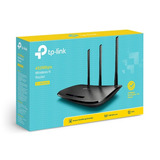 Roteador Wireless Tp-link Tl-wr949n 450mbps 3 Antenas