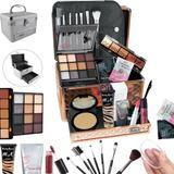 Maleta Completa Maquiagem Ruby Rose Luisance + Brindes Bz19