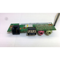 Positivo Mobile Z63 Z65 Z81 Z85 Z87 Placa Usb Modem Audio