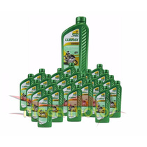Caixa 24 Und. Óleo Lubrax Essencial Moto 4t- 20w50 Mineral