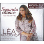 Léa Mendonça - Segunda Chance | Testemunho [audiobless]