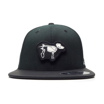 Boné Lost Aba Reta True Sheep Black