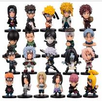 Bonecos Naruto Shipouden Figures Unidade Kakashi Variados