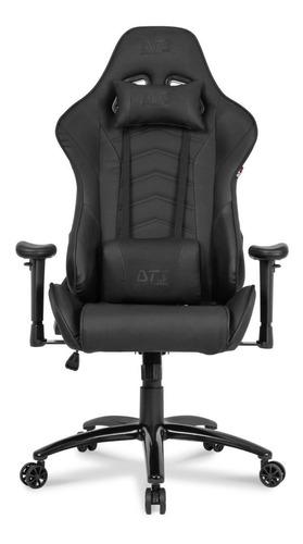 Cadeira De Escritório Dt3sports Elise Jogador Ergonômica Black