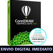 Corel Draw 2018 Licença Novo Lançamento 2018