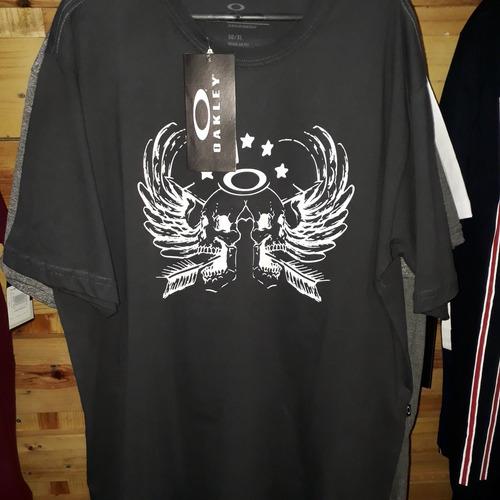 Kit 6 Camiseta Oakley Original Importada f94c5c97c1