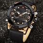 Relógio Masculino Naviforce Esportivo Luxo Original C  Caixa
