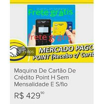 Máquina De Cartão De Crédito.