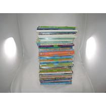 Lote De 10 Livros Escolar Matérias E Series Sortidas
