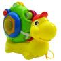 Caracol Musical Brinquedo Interativo Luzes E Som Infantil