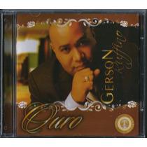 Cd Gerson Rufino - Ouro [bônus Playback]