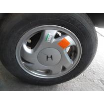 Jogo De Roda Do Honda Civic 2000 Aro 14 Pneu 185/70