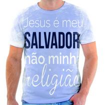 Camisa, Camiseta Gospel Evangélica Frases Cristã 53