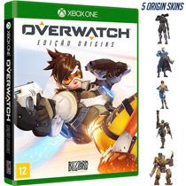 Overwatch Origins Edition Xbox One Mídia Física Em Português