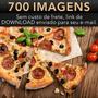 Imagens Alta Resolução 300dpi Pizzas, Pizza Premium