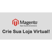 Curso Magento Loja Virtual | Crie Vc Mesmo | 71 Vídeo Aulas