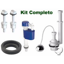 Kit Reparo Universal Caixa Acoplada Acionamento Superior