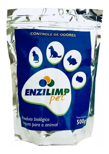 Enzilimp Pet Neutraliza Cheiro Urina Xixi De Gato E Cachorro