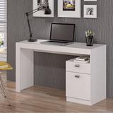 Escrivaninha 1 Porta 1 Gaveta Melissa Permobili Branco Hg